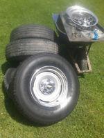 Chevy truck wheels
