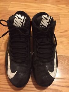 Football Cleats - Nike Alpha Shark Men's size 13