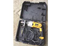 Dewalt core drill 240v