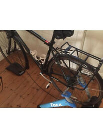 Tacx Booster bike trainer-as good as new