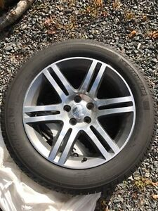 18-Inch Dodge Charger Rims