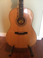 Larrivee L-09E Quilted Maple Acoustic-Electric Guitar