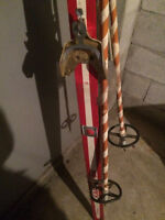 *Vintage* cross country skis