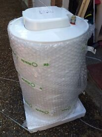 150litre Unvented hot water cylinder for sale