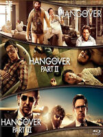THE HANGOVER TRILOGY BLURAY  $15