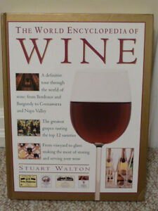 Book - WORLD ENCYCLOPEDIA OF WINE