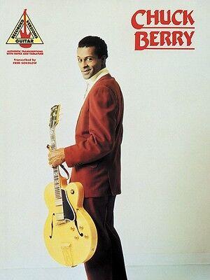 Chuck Berry Sheet Music Guitar Tablature NEW 000692385