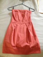 Aritzia Peach Colored Dress