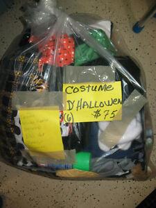 3 costumes d'Hallowen pour adulte
