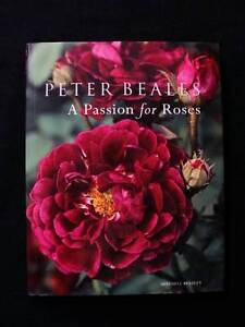 A Passion for Roses - Peter Beales [Hardback] Loganholme Logan Area Preview