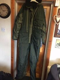Sundridge fishing suit XL