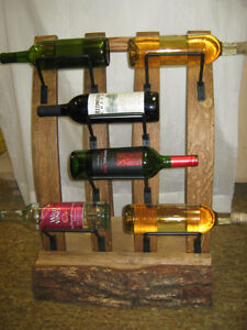 Exquisite home accessories from Oak Wine Barrel Staves