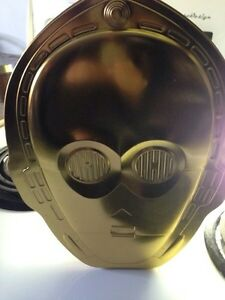 C3PO Star Wars Lucasfilm Tin container