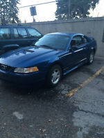 ***2000 Ford Mustang Coupe (2 door) Well Maintained O.B.O. ****