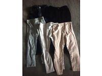 Girls aged 5-6 leggings / trouser