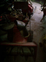 Old Toro snow blower for Spares or Repair