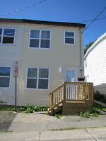 Two bdr, semi detached house avail. Aug 1.  $975, pou