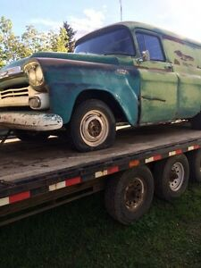 Looking for front fenders for 1958-1959 chev Strathcona County Edmonton Area image 2