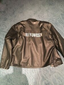 Harley Davidson Leather Jacket Mens XL West Island Greater Montréal image 4