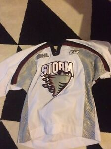 OHL Guelph storm jersey