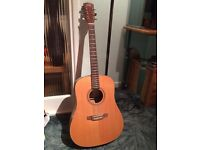 Guitar - Ayers handcrafted acoustic.