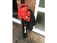 Power Devil Farway 1600 electric leaf blower and vacuum