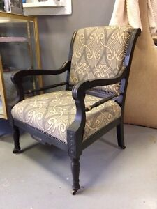 Antique Chalk Painted chair