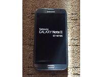 Samsung Galaxy note2(16gb) unlocked