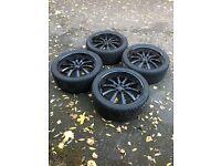 "22"" Range Rover Wheels"