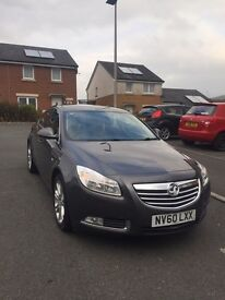 Vauxhall Insignia Exclusive CDTI 2011