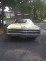 1969 Ford LTD - ALL ORIGINAL