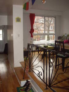 Large Nice Split level Heated 3 ½ in C.D.N. - Outremont area