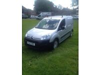 Citroen berlingo enterprise no vat