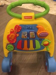 Fisher Price Piano Activity Walker