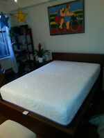 PRICE REDUCED!!  Double Sealy PosturePedic Memory Foam Mattress