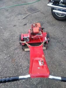 Antique Craftmans lawn mower