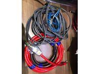 Full vibe 4 awg wiring kit