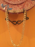 gold chain 24.5 inch, 52 grams