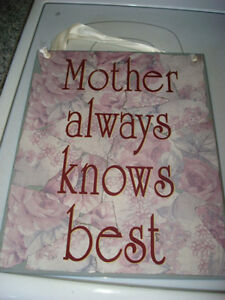 mother day signs