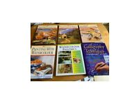 6 x introduction to art books new