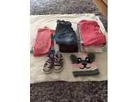 Bundle of girl clothes 2-3-4