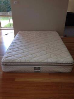 Sealy Queen Posturepedic Mattress Mount Colah Hornsby Area Preview
