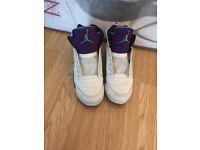 Jordan's and Nike air max