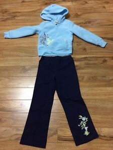 Girl outfit size 5T from Sears