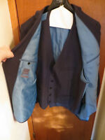 Fellini 3pc Suit with two Fellini Shirts- Worn once