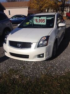 2012 NISSAN Sentra FULLY LOADED LOW KMS!!!
