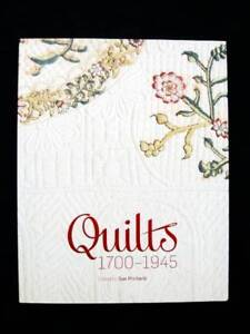 Quilts 1700 - 1945 - Sue Prichard - GOMA Loganholme Logan Area Preview