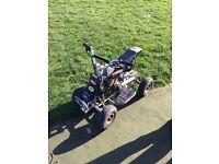 50cc 2 stroke quad £150 ono