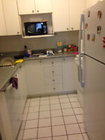 Room for sublet in large 3 1/2