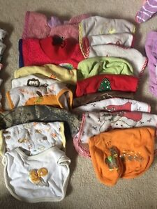 Bibs, Hats, Cloths and Bloomers